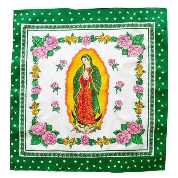 Virgen de Guadalupe Tuch