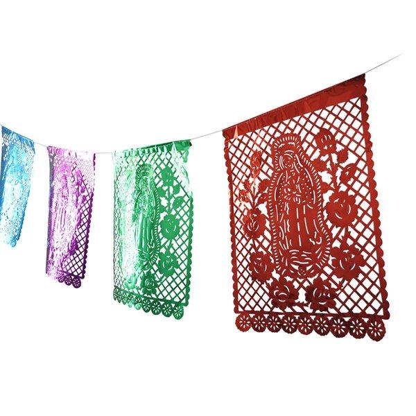 Guadalupe Metalico Girlande