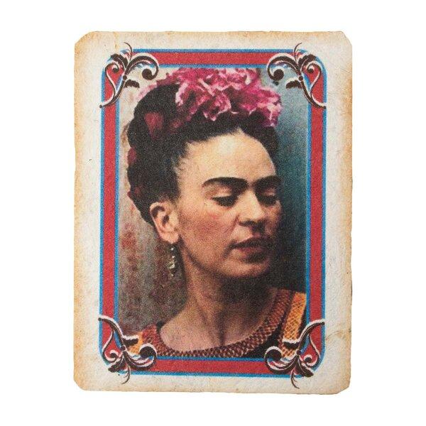 Viva la Frida Magnet