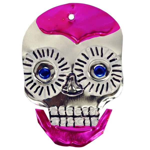 Pink Sugar Skull