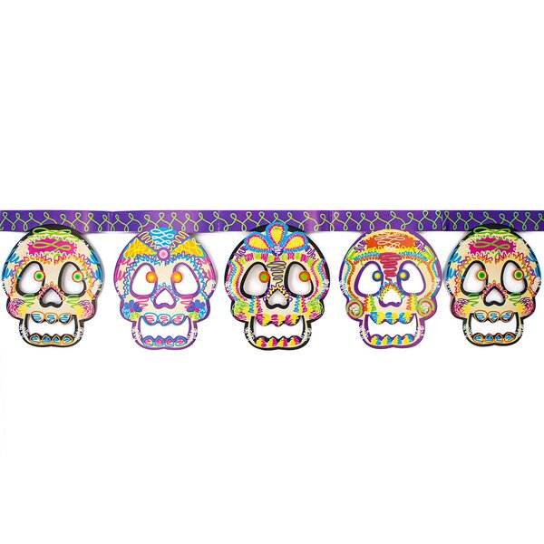 Sugar Skull Garlands