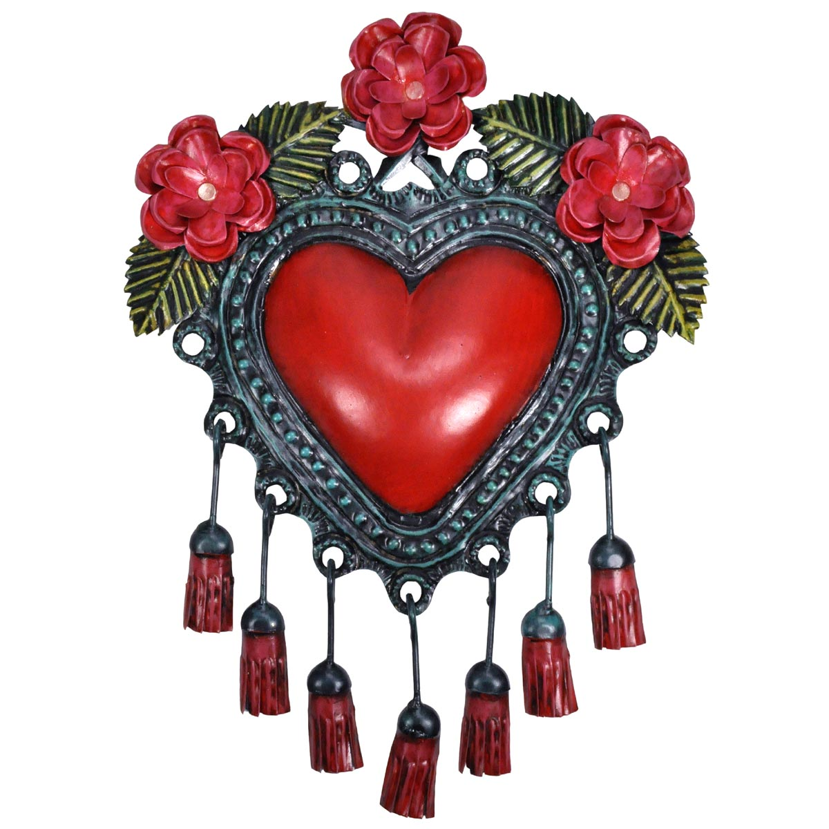 Corazon motas mexikanische deko superskull for Mexikanische dekoration