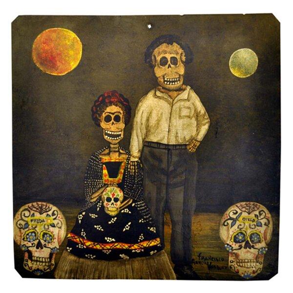 Ex Voto Frida y Diego