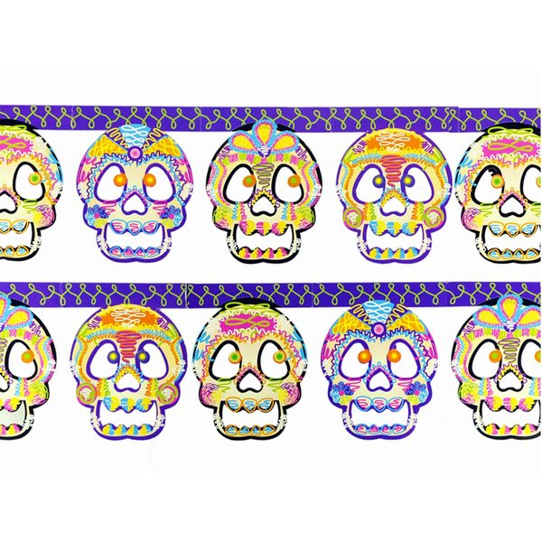 Sugar Skull Girlanden