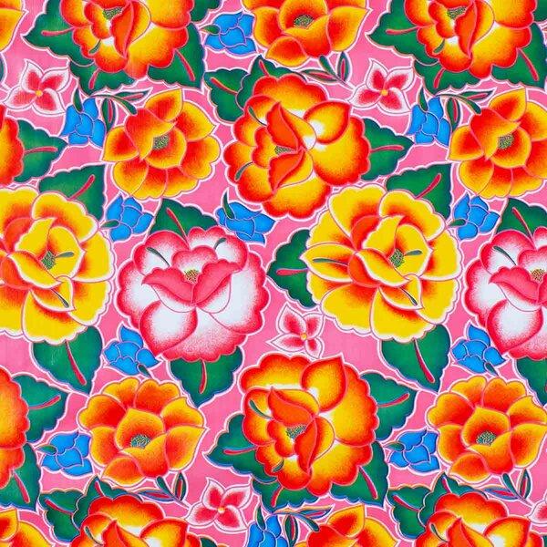 Wachstuch Frida Pink