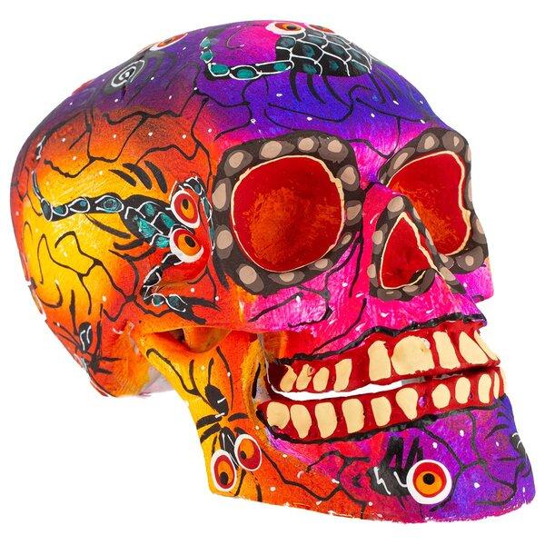 Alebrije Skull