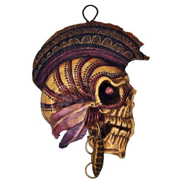 Skullmaske Zapoteca