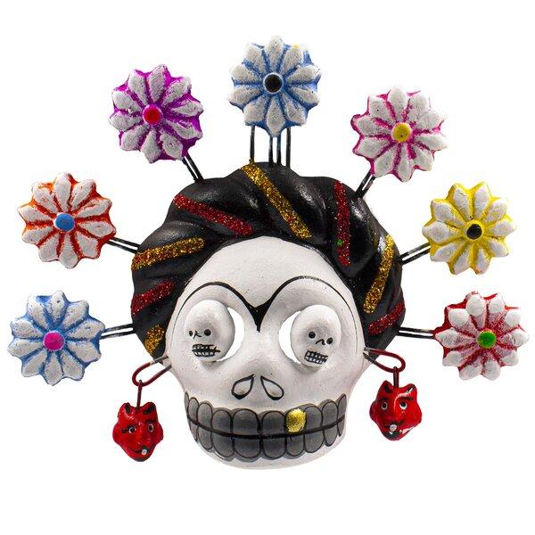 Frida Flower Mask