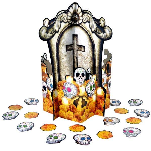 Dia de Muertos Tischdeko