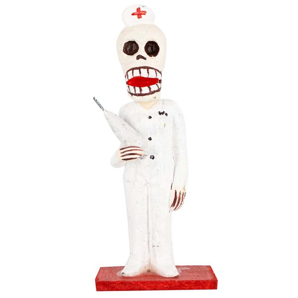 Krankenschwester Ingrid
