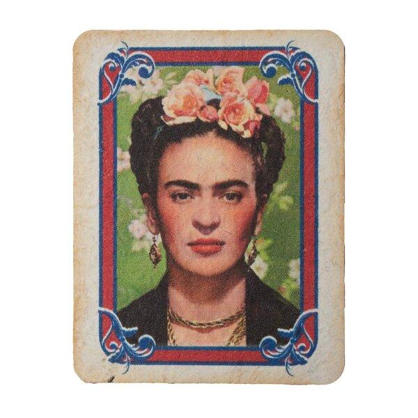 Frida Kahlo Magnet