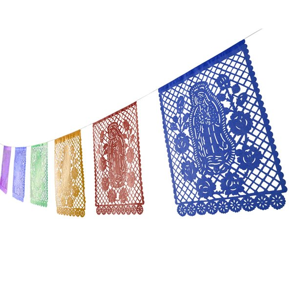 Papel Picado Guadalupe