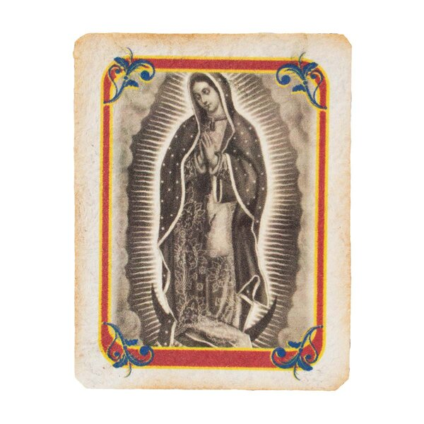 Guadalupe Vintage Magnet