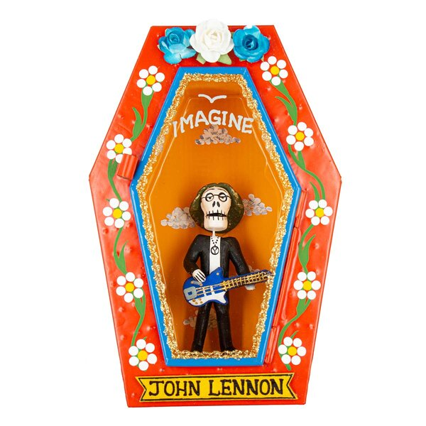 John Lennon Sarkophag