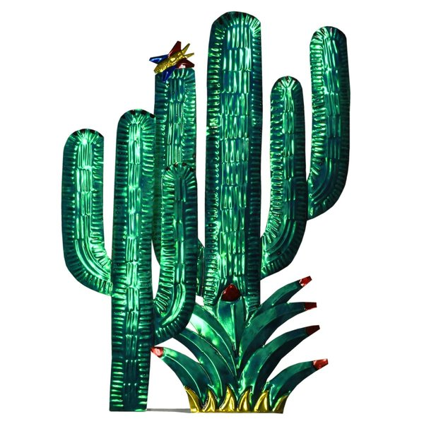 Kaktus Wandschmuck