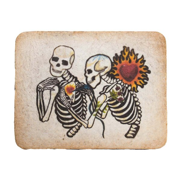 Tattoo Skeletons Magnet