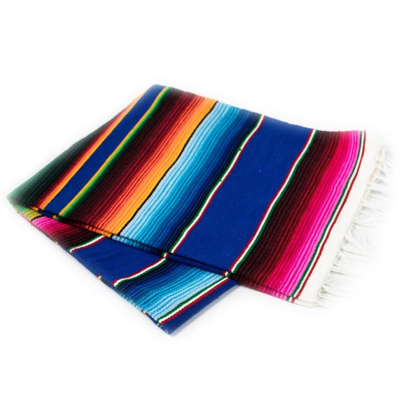 Serape Dark Blue