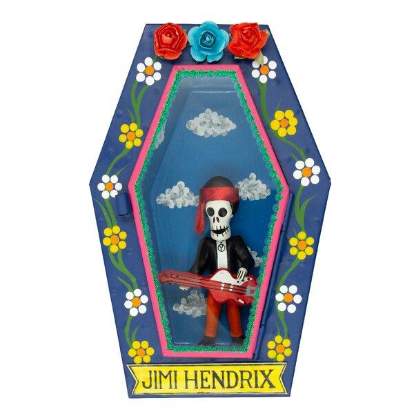 Jimi Hendrix Sarkophag
