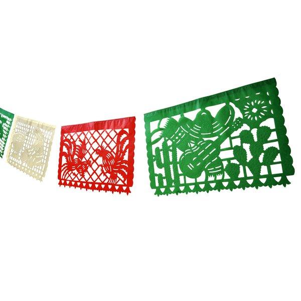 Papel Picado Viva México