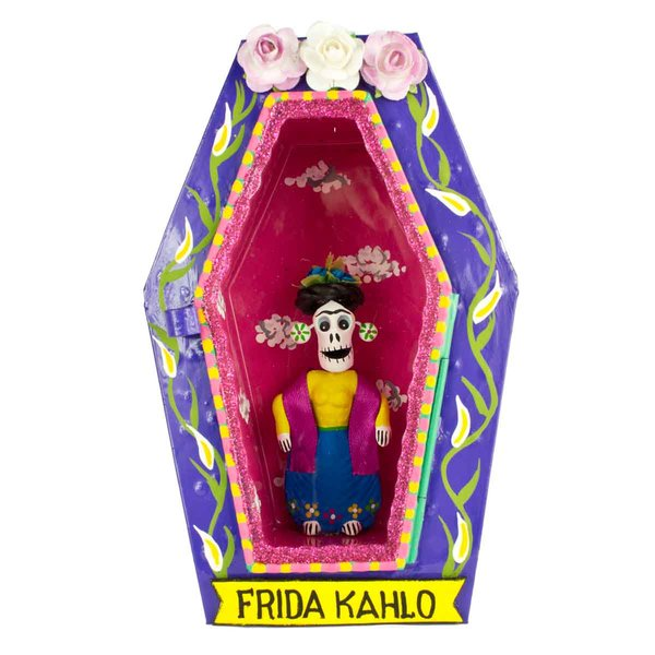 Frida Kahlo Sarkophag
