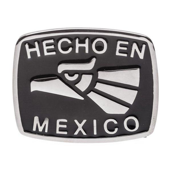 Buckle Hecho en Mexico