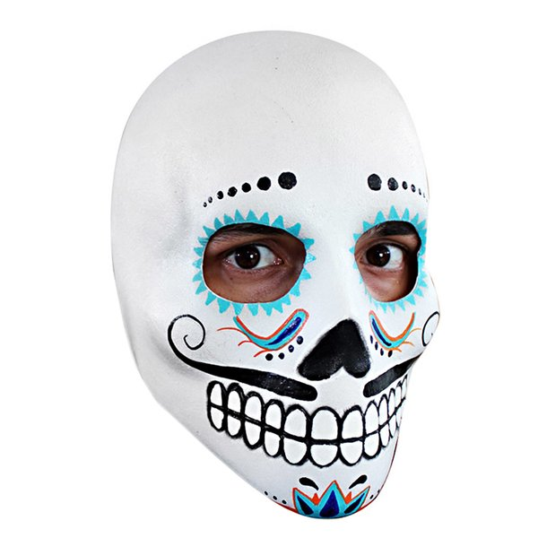Sugarskull Latexmaske