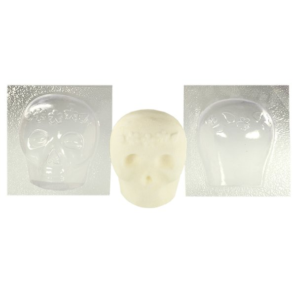 Sugar Skull XL Mold